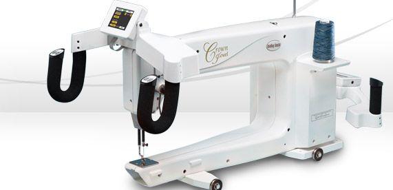 Baby Lock Crown Jewel Longarm Quilting Machine Houston Texas