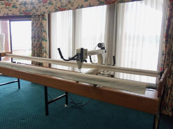 innova longarm quilting machine for sale