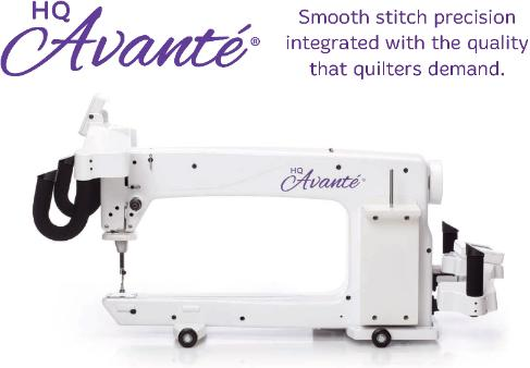 handi quilter pro stitcher manual
