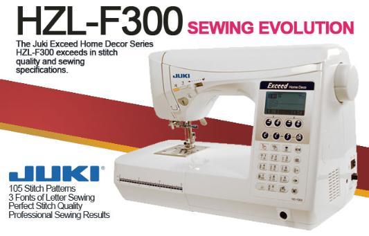 Juki, Juki TL-2000Qi, Juki HZL-F300, Juki HZL-27Z : juki quilting sewing machine - Adamdwight.com
