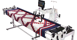 Quilt Shop, Longarm Quilting Machines, Tin Lizzie, Long Arm ... : computerized long arm quilting machine - Adamdwight.com